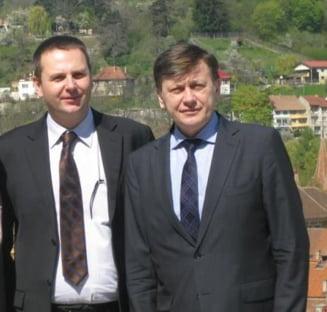 Crin Antonescu, ironizat de un deputat PNL: Prin oi insine!