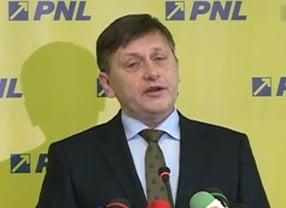Crin Antonescu, la bilant: PNL, cea mai spectaculoasa victorie dupa comunism