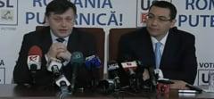 Crin Antonescu, la un an de guvernare USL: Nu exista agende paralele