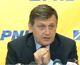 Crin Antonescu a convocat Delegatia Permanenta: PNL se pregateste de Opozitie