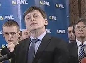 Crin Antonescu explica de ce nu s-a dus la Cotroceni
