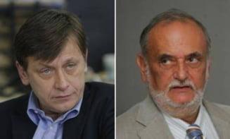 Crin Antonescu l-ar exclude din PNL pe Dinu Patriciu