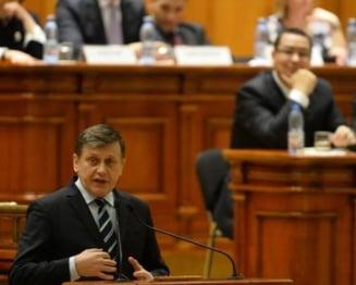 Crin Antonescu s-a sinucis politic? - Sondaj Ziare.com
