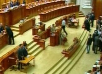 Crin Antonescu si Valeriu Zgonea, propunerile USL pentru Senat si Camera