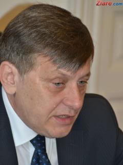 Crin Antonescu spune ca nu l-a dus pe Iohannis la Grivco (Video)