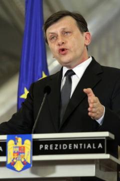 Crin Antonescu vrea sa se reinventeze politic, dar la Bruxelles UPDATE Reactia lui Orban