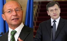 Crin Antonescu vs Traian Basescu (Opinii)