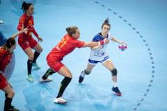 Crina Pintea, primele declaratii dupa meciul pierdut de Romania cu Olanda, in finala mica de la EURO