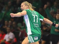 Crina Pintea va juca finala Ligii Campionilor cu Gyor