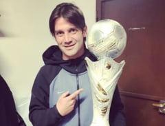 Cristi Chivu, recompensat de Inter