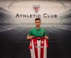 Cristi Ganea, fotbalistul cu program part-time de la Bilbao: Iata de ce nu joaca romanul in Spania