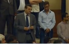 Cristi Preda asteapta decizia PDL: Nu fiti bolsevici! Daca ma suspendati, ne despartim (Video)
