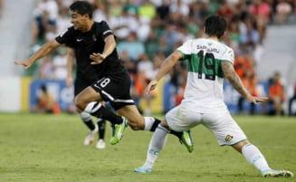 Cristi Sapunaru a marcat primul gol in Spania pentru Elche