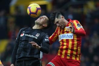 Cristi Sapunaru s-a razbunat pe fostul sau antrenor din Turcia, care a fost dat afara dupa golul decisiv al romanului (Video)