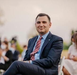 Cristian Bacanu a pierdut alegerile pentru PNL Sector 5. Acesta este unul dintre sustinatorii lui Florin Citu
