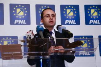 Cristian Busoi: Sustin decizia premierului de a prelua conducerea Ministerului Sanatatii