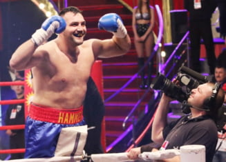 Cristian Ciocan, invins de rusul Alexander Povetkin intr-un meci in care nu a aratat nimic