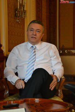 Cristian Diaconescu: Nu e momentul de publicitate acum legat de Rosia Montana