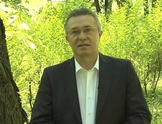 Cristian Diaconescu cauta pe Facebook oameni cu curaj, pentru Miscarea Populara (Video)