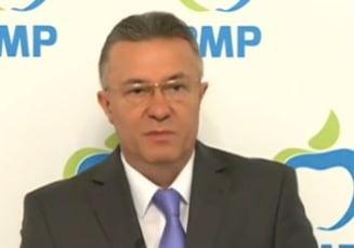 Cristian Diaconescu cere Parlamentului si partidelor sa se pozitioneze fata de criza din Ucraina