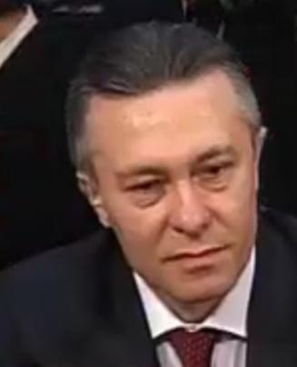 Cristian Diaconescu neaga orice forma de santaj la adresa sa