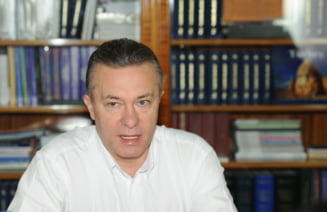 Cristian Diaconescu nu voteaza guvernul Ponta - surse
