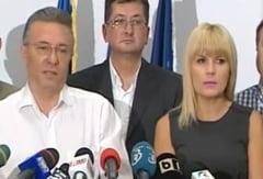 Cristian Diaconescu renunta la candidatura la prezidentiale si o sprijina pe Udrea (Video)