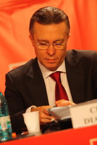 Cristian Diaconescu si-a dat demisia din Senat