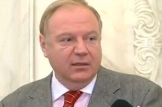Cristian Dumitrescu preia interimatul la sefia Senatului (Video)