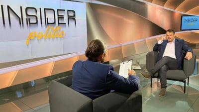 """Cristian Ghinea, afirmatii despre Dacian Ciolos: """"E un om foarte bun, doar ca nu are focus. Sta prea mult sa se gandeasca"""""""