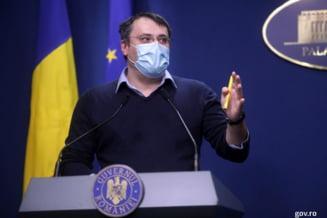 """Cristian Ghinea ameninţă că USR PLUS pleacă de la guvernare, dacă se schimbă portofoliile în Executiv. """"Vorbim de un Guvern care nu reuşeşte să facă reformele"""""""
