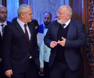 Cristian Pirvulescu: Mesajele lui Timmermans au fost foarte clare. Discursul paralel al liderilor Puterii arata ca sunt decisi sa mearga pana la capat