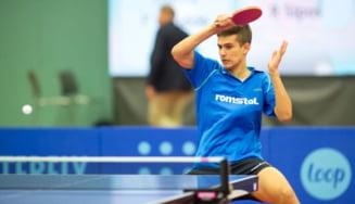 Cristian Pletea participa la Openul Poloniei la tenis de masa
