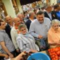 Cristian Poteras a inaugurat noul complex agroalimentar Piata Valea Ialomitei (Video)