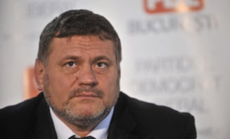 Cristian Poteras si-a dat demisia din fruntea PDL Sector 6 (Video)