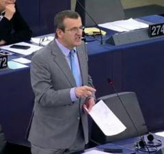 Cristian Preda, in PE: Rusine liberalilor si socialistilor, care tin in brate corupti!