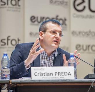 Cristian Preda, in opozitie fata de Elena Udrea: EBa e in aceeasi tabara cu mine