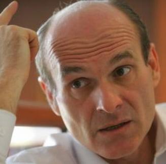 Cristian Tudor Popescu propune desfiintarea nationalei Romaniei