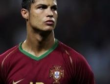 """Cristiano Ronaldo: """"Merit pe deplin Balonul de Aur!"""""""