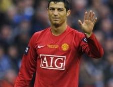 Cristiano Ronaldo: Nu plec la Real Madrid