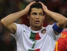 Cristiano Ronaldo, acuzat ca si-a cumparat copilul