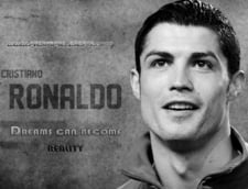 """Cristiano Ronaldo, ambasadorul anului 2013 pentru """"Salvati Copiii"""""""