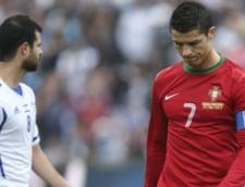 Cristiano Ronaldo, anihilat in Tara Sfanta