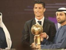 Cristiano Ronaldo, cel mai bun jucator din lume. Iata toti castigatori.