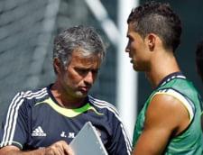 Cristiano Ronaldo, convins ca Mourinho va ramane la Real Madrid