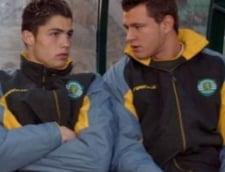 Cristiano Ronaldo, dator la Marius Niculae: Ce spune atacantul roman