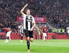 Cristiano Ronaldo, de neoprit la Juventus: Portughezul a marcat din nou