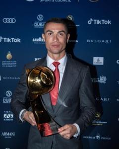 Cristiano Ronaldo, desemnat cel mai bun jucator al secolului XXI