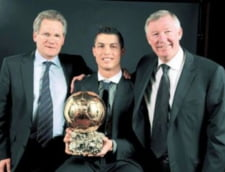 Cristiano Ronaldo, despre Ladislau Boloni