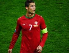 Cristiano Ronaldo, despre remiza cu SUA